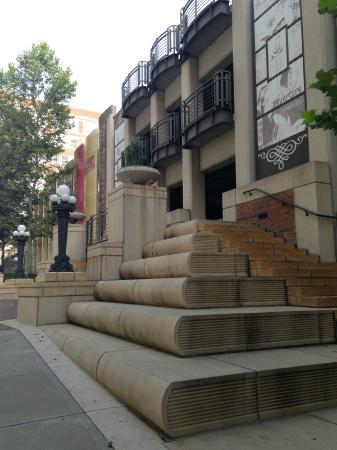 Kansas City Public Library: Kansas City MO Library Parking Garage
