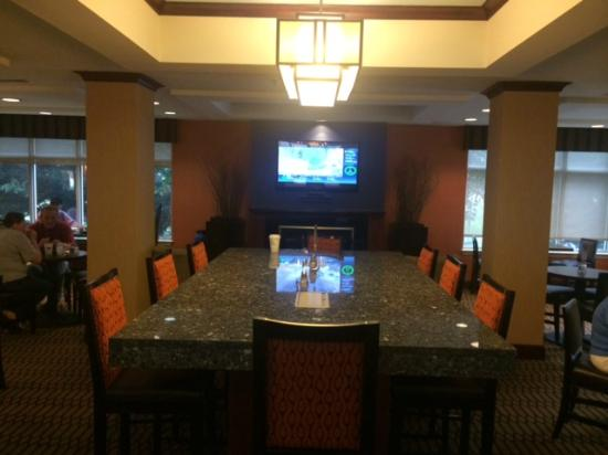 Holiday Inn Express Hotel & Suites Chambersburg: Breakfast Area