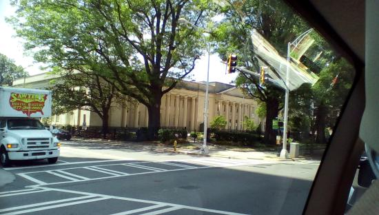 Sagway Tours In Charlotte