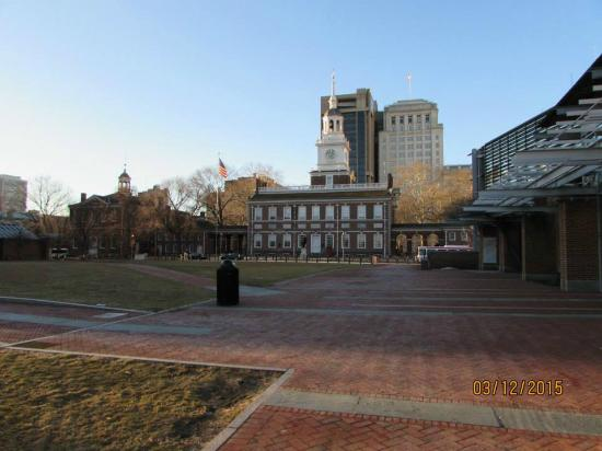 How Long To Tour Independence Hall