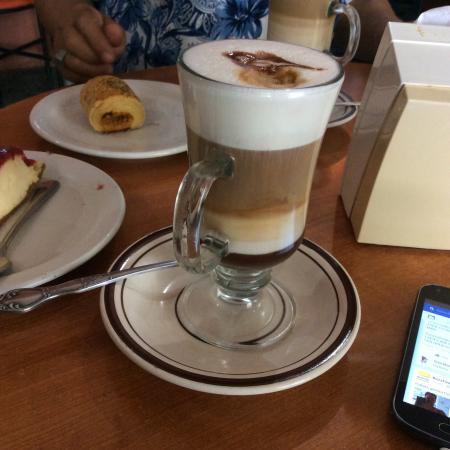 Panaderia y Cafe La Casa de Don Colocho: Mochachino
