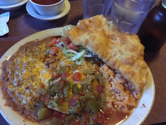 Grill Bar & Cafe: DELISH native Colorado Mexican dishes