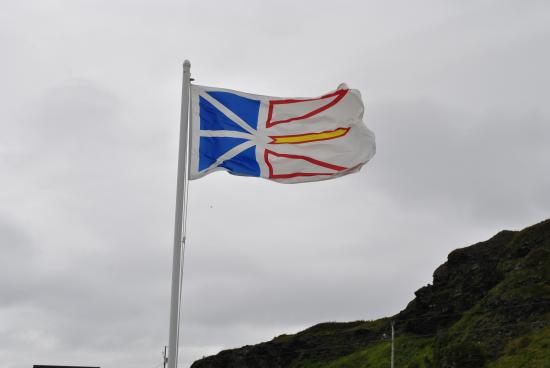 Cape Onion, Kanada: NFL Flag