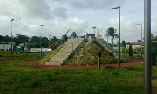 Parc Urbain Charles Camille Tréber