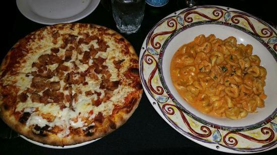 Da Mangione Pizza Pasta