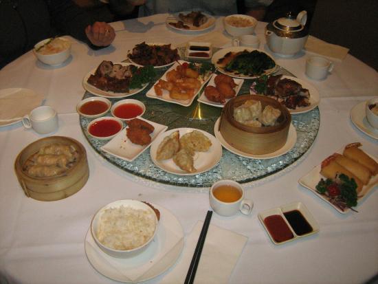 Yum Cha Robina: Loads of variety