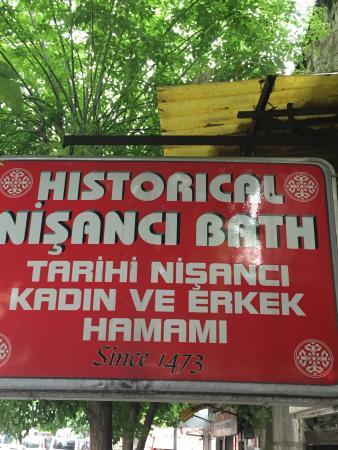 Tarihi Nisanca Hamami
