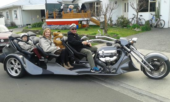 Supertrike Tours and Hire : COOL RIDE