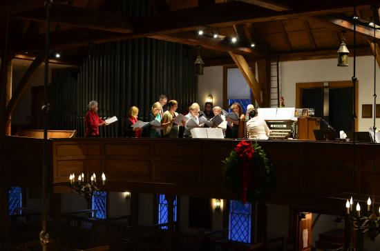 Hingham, MA: Choir