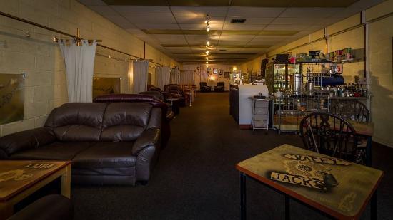 Vapey Jacks cafe bar