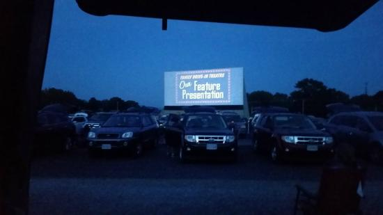 The Family Drive-In Theatre: Feature Presentation