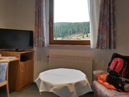 Hotel Adler-Post Obertal : Lovely hotel