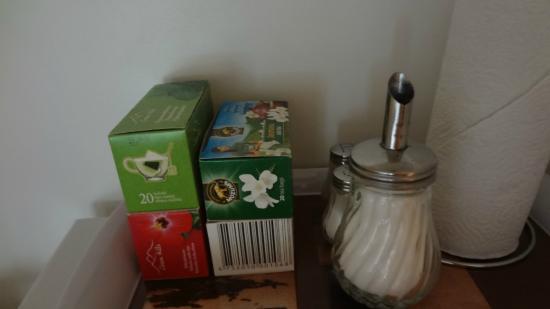 B & B Riga: чай