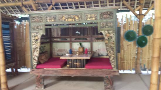 Bambu indah restaurant private dining suite