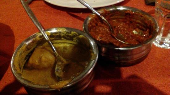 Star of India: the smallest main course portions ever for €10!!