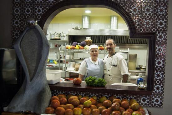 El Libano: Los que te preparan la comida tan rica