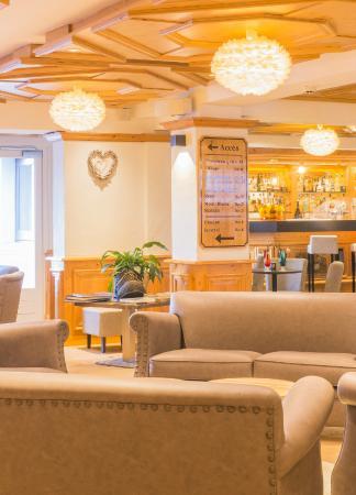 Hotel le Petit Dru: BAR