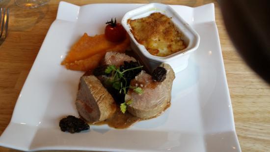 Restaurant La Table D Anna Reims