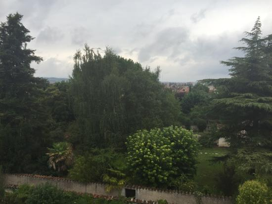 Inter-Hotel Albi le Cantepau : Views from 3rd floor west side are good though lift to get there tiny (as per most French hotels