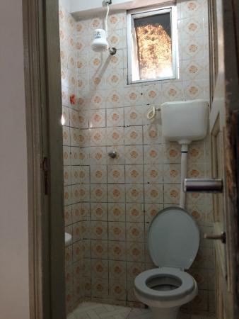 Hotel Brasil Manaus: Banheiro ok
