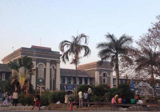 ‪Thiruvananthapuram Central Railway Station‬