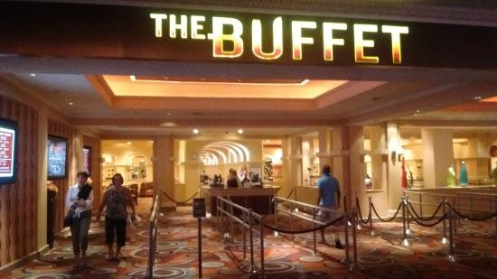 The Buffet Entrance