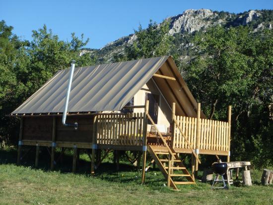 the tent photo de reserve biologique des monts d azur thorenc tripadvisor