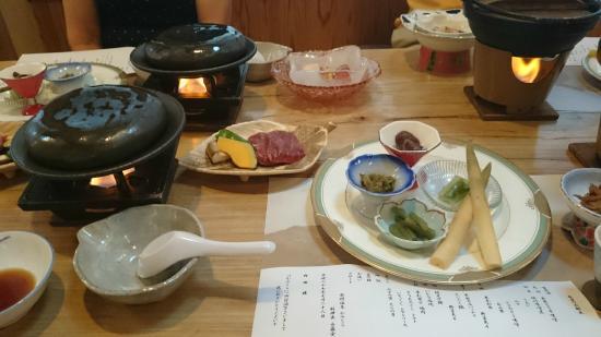 Kamikura: delicious dinner