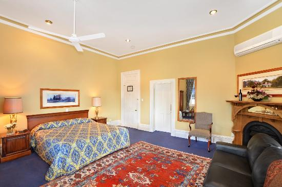 The York Palace Hotel and Terraces : Lord Forrest luxury suite
