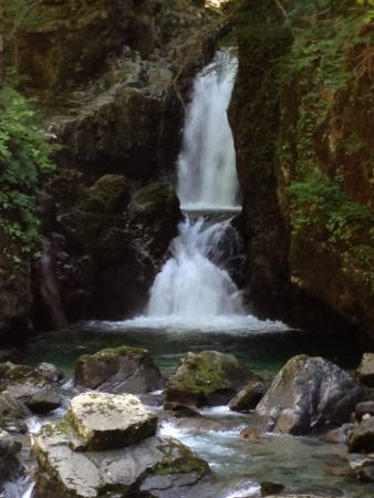 Osakacho Waterfalls: 三ツ滝