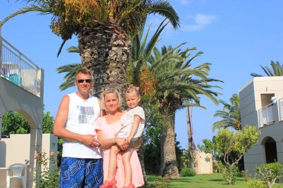 Atlantica Holiday Village Kos: В отеле