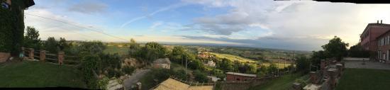 Alfiano Natta, Italien: The view