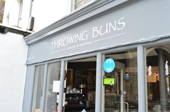 Throwing Buns