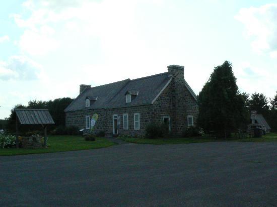 Domaine Trent: Maison principale