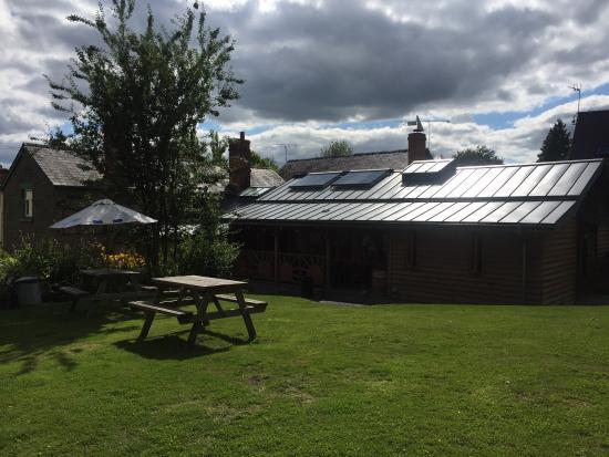 Leintwardine, UK: The Sun Inn