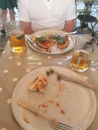 Oliva Gourmet: Pizza gone!