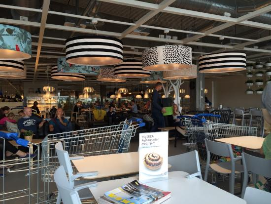ikea restaurant picture of ikea restaurant aarhus. Black Bedroom Furniture Sets. Home Design Ideas