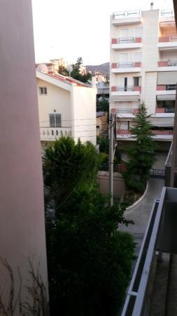 Agia Paraskevi, กรีซ: Balcony2
