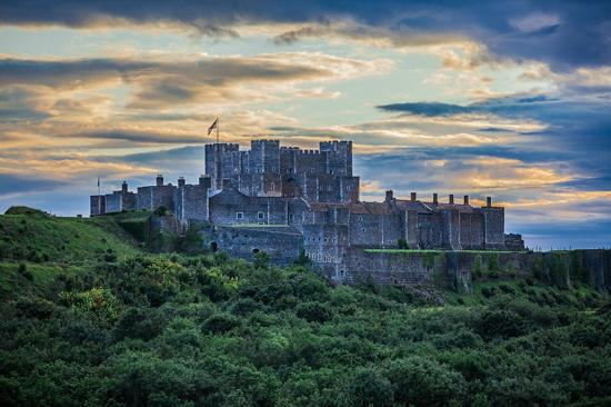 The Best Castles in Great Britain Dover-castle
