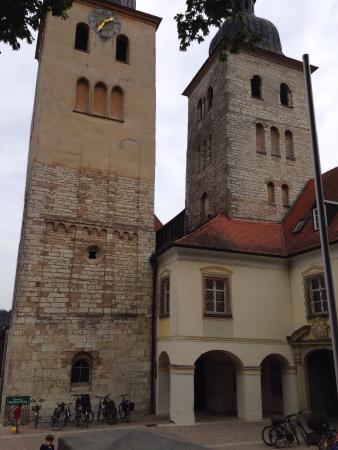 Berching, Německo: Benediktinerabtei Plankstetten