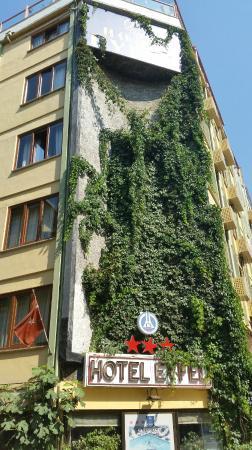 Hotel Eyfel : вид на вход