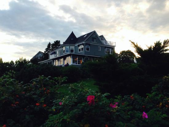 Ocean Cape Arundel Inn: Beautiful restaurant