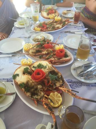 Kalivaki taverna Georgioupoli