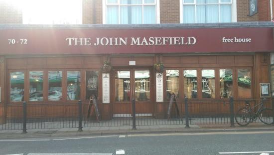 The John Masefield