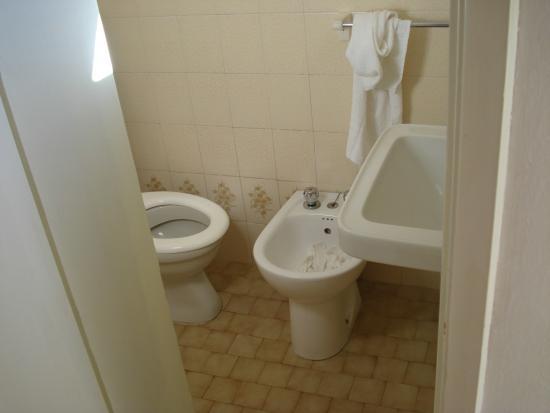 Hotel Litz: wc con annessi