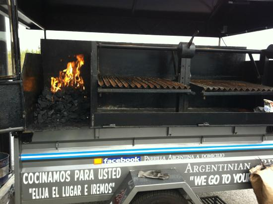 Foto de parrilla argentina a domicilio m laga barbacoa - Parrillas argentinas en madrid ...