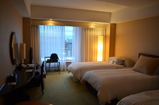 Hotel Granvia Kyoto: Habitación triple
