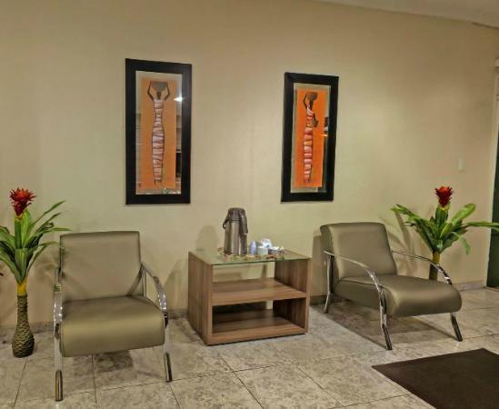 Hotel Flor Foz: Lobby
