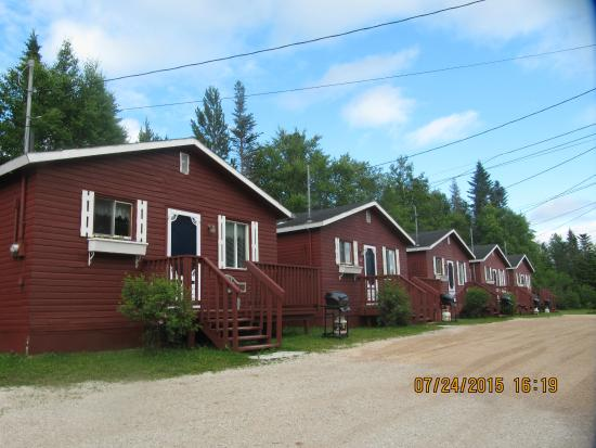 Cormack, Canadá: Cosy 2 bedroom cottages