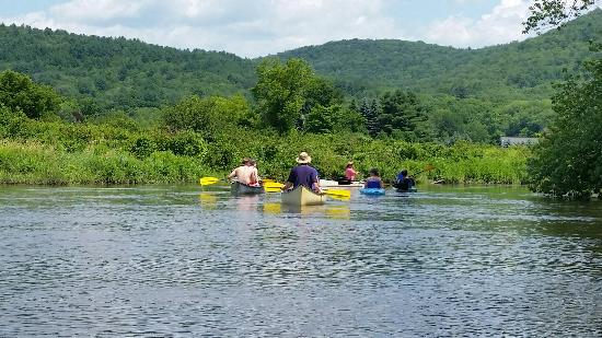 Berkshire Canoe Tours
